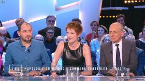 Natacha Polony dans le Grand Journal de Canal Plus - 17/03/15 - 02