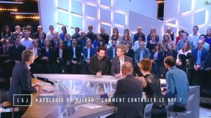 Natacha Polony dans le Grand Journal de Canal Plus - 17/03/15 - 03