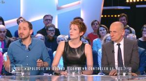 Natacha Polony dans le Grand Journal de Canal Plus - 17/03/15 - 04