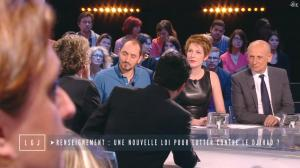 Natacha Polony dans le Grand Journal de Canal Plus - 17/03/15 - 05