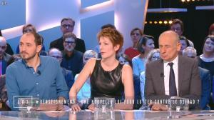 Natacha Polony dans le Grand Journal de Canal Plus - 17/03/15 - 06