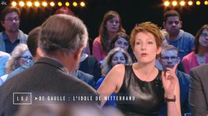 Natacha Polony dans le Grand Journal de Canal Plus - 17/03/15 - 10