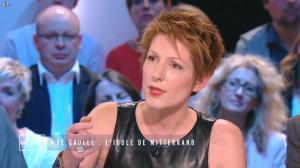 Natacha Polony dans le Grand Journal de Canal Plus - 17/03/15 - 11