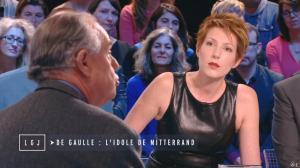 Natacha Polony dans le Grand Journal de Canal Plus - 17/03/15 - 12