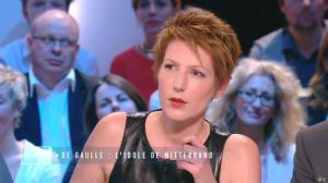 Natacha Polony dans le Grand Journal de Canal Plus - 17/03/15 - 13
