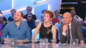 Natacha Polony dans le Grand Journal de Canal Plus - 17/03/15 - 14