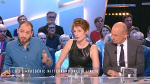 Natacha Polony dans le Grand Journal de Canal Plus - 17/03/15 - 15
