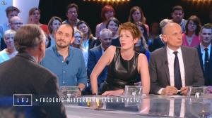 Natacha Polony dans le Grand Journal de Canal Plus - 17/03/15 - 16