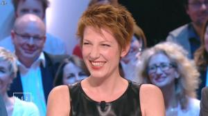 Natacha Polony dans le Grand Journal de Canal Plus - 17/03/15 - 17