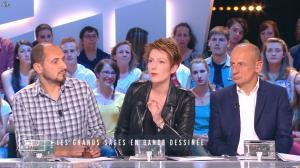 Natacha Polony dans le Grand Journal de Canal Plus - 17/06/15 - 03