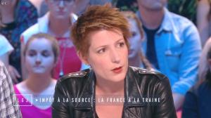Natacha Polony dans le Grand Journal de Canal Plus - 17/06/15 - 04