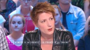 Natacha Polony dans le Grand Journal de Canal Plus - 17/06/15 - 04