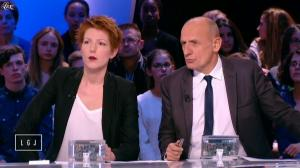 Natacha Polony dans le Grand Journal de Canal Plus - 17/11/14 - 02
