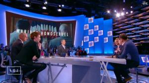 Natacha Polony dans le Grand Journal de Canal Plus - 17/11/14 - 05