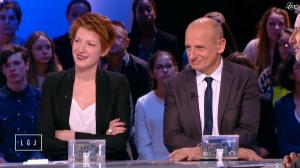 Natacha Polony dans le Grand Journal de Canal Plus - 17/11/14 - 06