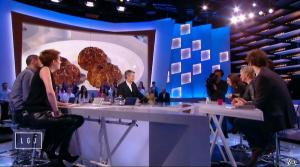 Natacha Polony dans le Grand Journal de Canal Plus - 22/12/14 - 02