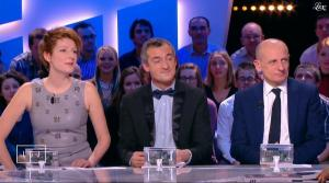 Natacha Polony dans le Grand Journal de Canal Plus - 23/12/14 - 01