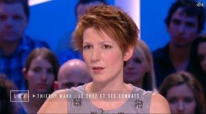 Natacha Polony dans le Grand Journal de Canal Plus - 23/12/14 - 03