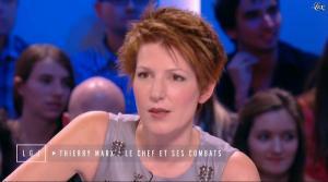 Natacha Polony dans le Grand Journal de Canal Plus - 23/12/14 - 04