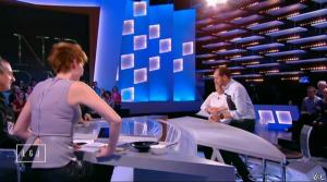 Natacha Polony dans le Grand Journal de Canal Plus - 23/12/14 - 05