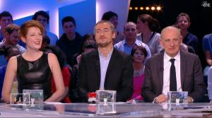 Natacha Polony dans le Grand Journal de Canal Plus - 26/12/14 - 01