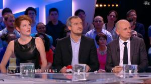 Natacha Polony dans le Grand Journal de Canal Plus - 26/12/14 - 03