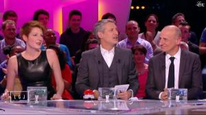 Natacha Polony dans le Grand Journal de Canal Plus - 26/12/14 - 05