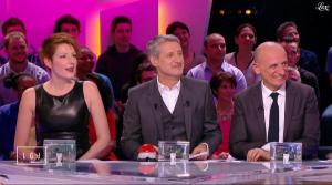 Natacha Polony dans le Grand Journal de Canal Plus - 26/12/14 - 06