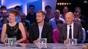Natacha Polony dans le Grand Journal de Canal Plus - 26/12/14 - 07