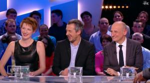 Natacha Polony dans le Grand Journal de Canal Plus - 26/12/14 - 09