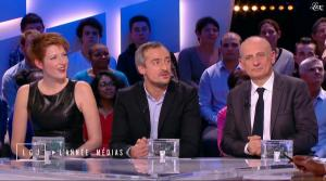 Natacha Polony dans le Grand Journal de Canal Plus - 26/12/14 - 10