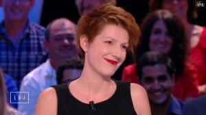 Natacha Polony dans le Grand Journal de Canal Plus - 31/10/14 - 01