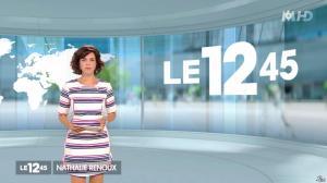 Nathalie Renoux dans le 12-45 - 04/07/15 - 01