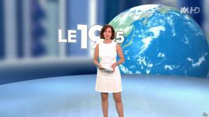 Nathalie Renoux dans le 19-45 - 12/07/15 - 04
