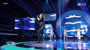 Sabrina Salerno dans M6 Fête les 30 Ans du Top 50 - 29/04/15 - 02