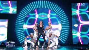 Sabrina Salerno dans M6 Fête les 30 Ans du Top 50 - 29/04/15 - 06
