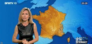 Sandra Larue à la Météo - 12/07/15 - 04