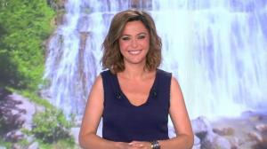 Sandrine Quétier lors du Tirage du Loto - 24/06/15 - 01