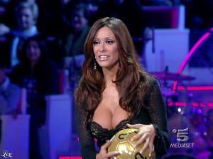 Sara Varone dans Buona Domenica - 03/02/08 - 01