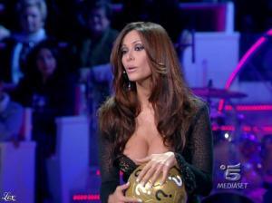 Sara Varone dans Buona Domenica - 03/02/08 - 03