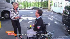 Sophie Davant dans Toute une Histoire - 11/06/15 - 02