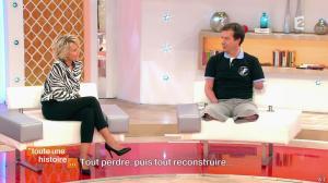 Sophie Davant dans Toute une Histoire - 11/06/15 - 04