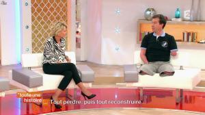 Sophie Davant dans Toute une Histoire - 11/06/15 - 05