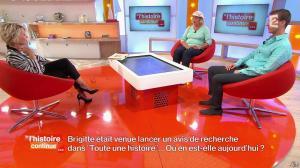 Sophie Davant dans Toute une Histoire - 11/06/15 - 07