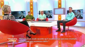 Sophie Davant dans Toute une Histoire - 11/06/15 - 11