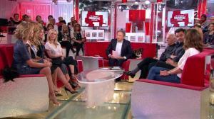Sylvie Tellier et Camille Cerf dans Vivement Dimanche Prochain - 03/05/15 - 03