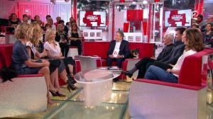 Sylvie Tellier et Camille Cerf dans Vivement Dimanche Prochain - 03/05/15 - 04