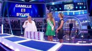 Sylvie Tellier dans Money Drop - 23/05/15 - 04