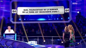 Sylvie Tellier dans Money Drop - 23/05/15 - 09