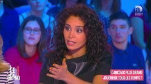 Aida Touihri dans le Grand 8 - 06/06/16 - 05